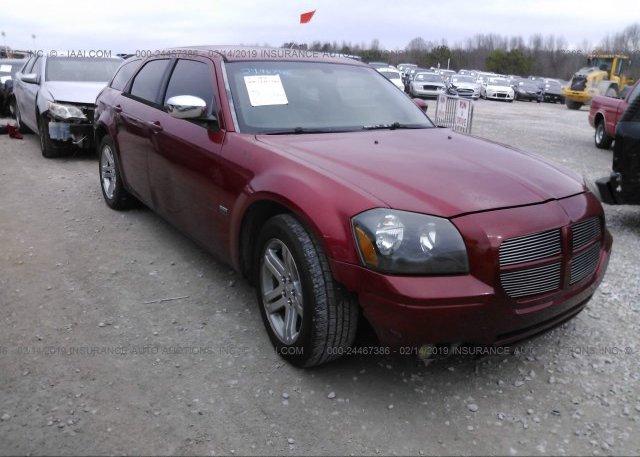 Inventory #951264894 2005 Dodge MAGNUM