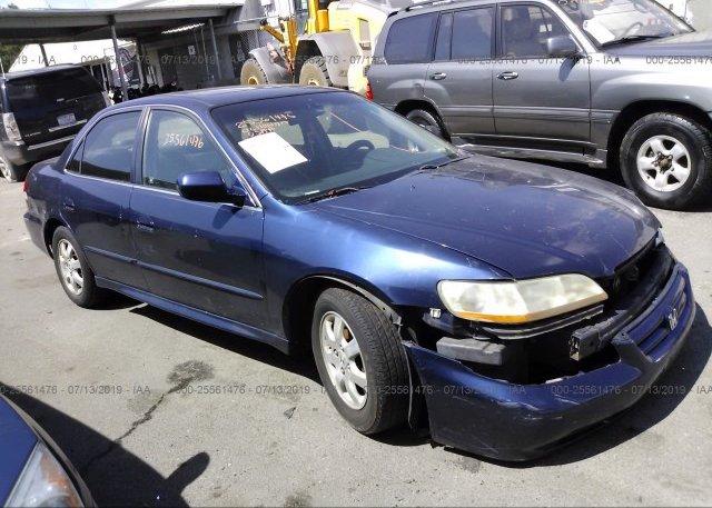 Inventory #619711655 2002 Honda ACCORD