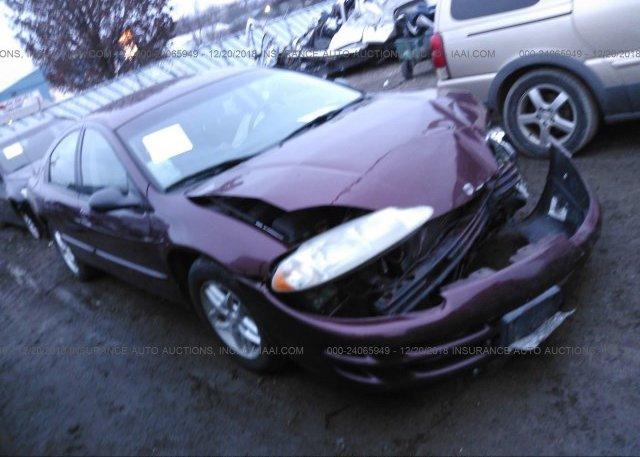 Inventory #544745056 2002 Dodge INTREPID