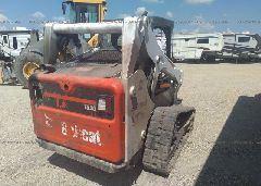 2017 BOBCAT OTHER - ALJG21060 rear view