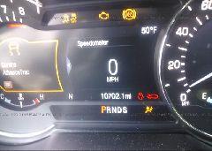 2018 Lincoln MKZ - 3LN6L5F97JR618336 inside view