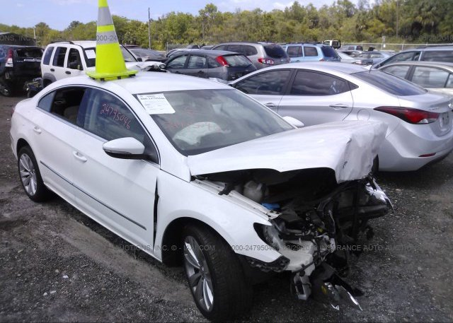 Inventory #839713730 2012 Volkswagen CC