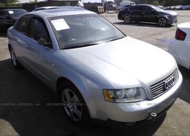 Inventory #530878503 2002 AUDI A4
