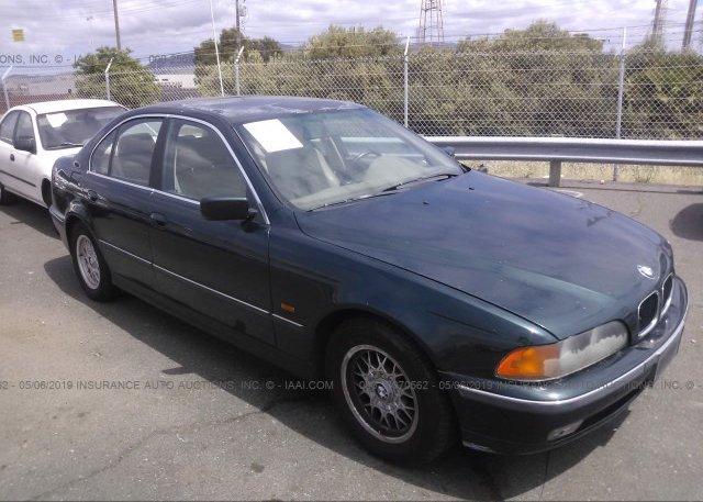 Inventory #475250081 1997 BMW 528