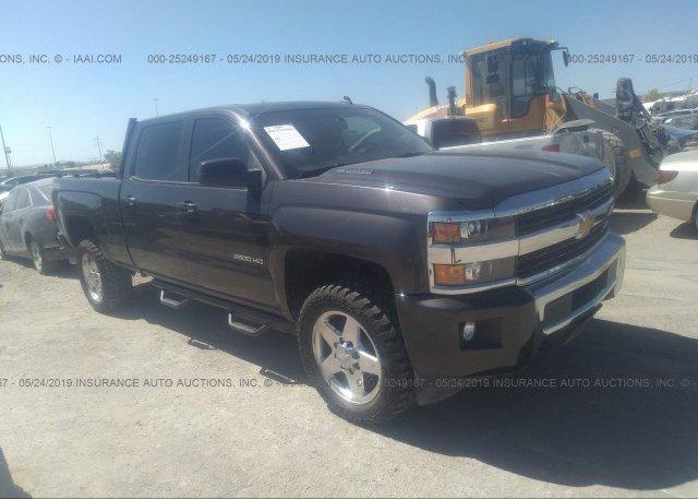 Inventory #543294595 2015 Chevrolet SILVERADO
