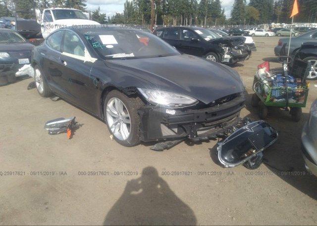 Inventory #270150918 2016 Tesla MODEL S