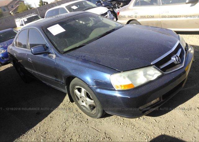 Inventory #896909175 2002 Acura 3.2TL