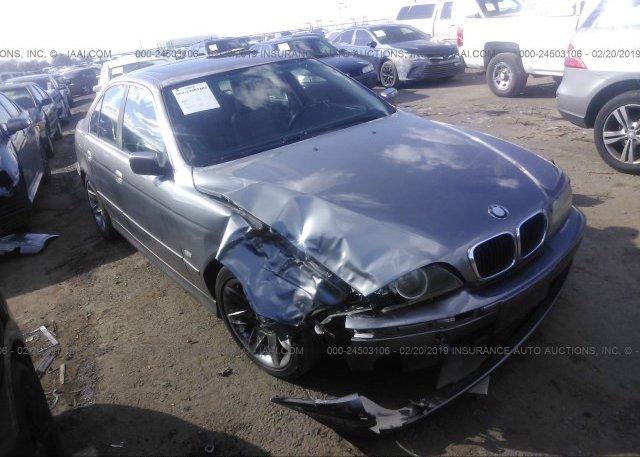 Inventory #814140004 2002 BMW 525