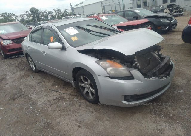 Inventory #515563675 2007 Nissan ALTIMA