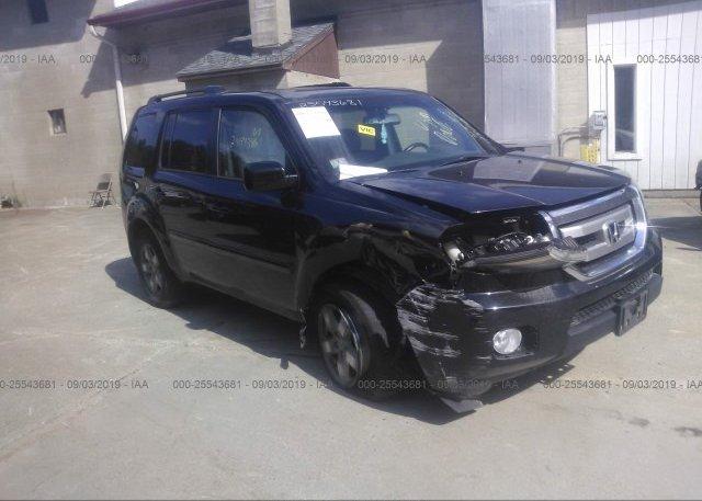 Inventory #362715149 2010 Honda PILOT