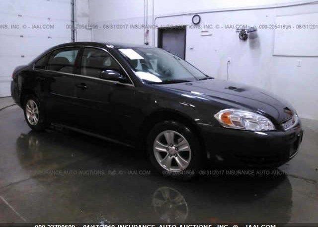 Inventory #427162174 2012 Chevrolet IMPALA