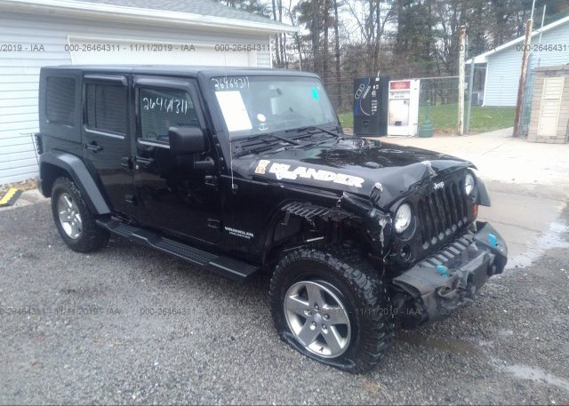 Inventory #900952590 2010 JEEP WRANGLER UNLIMITE
