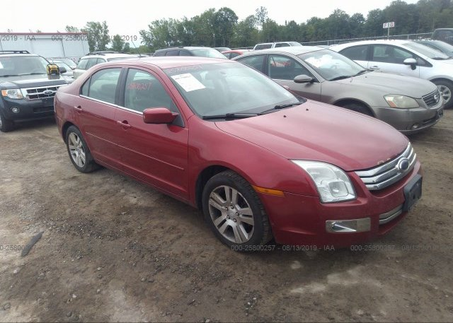 Inventory #510671901 2008 FORD FUSION