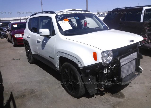 Inventory #611356461 2018 JEEP RENEGADE
