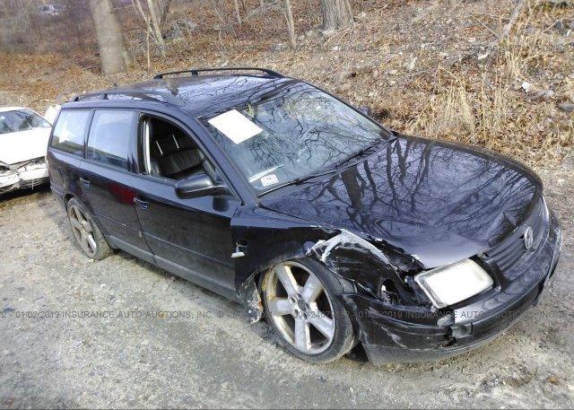 Inventory #814715642 1999 Volkswagen PASSAT