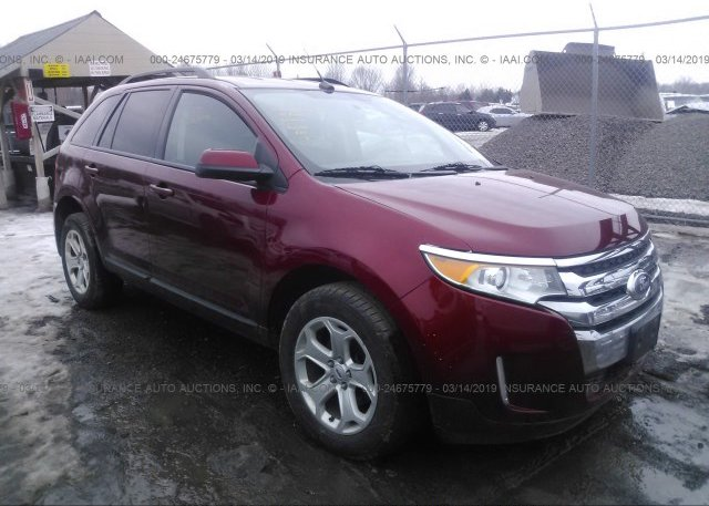 Inventory #726775833 2013 FORD EDGE