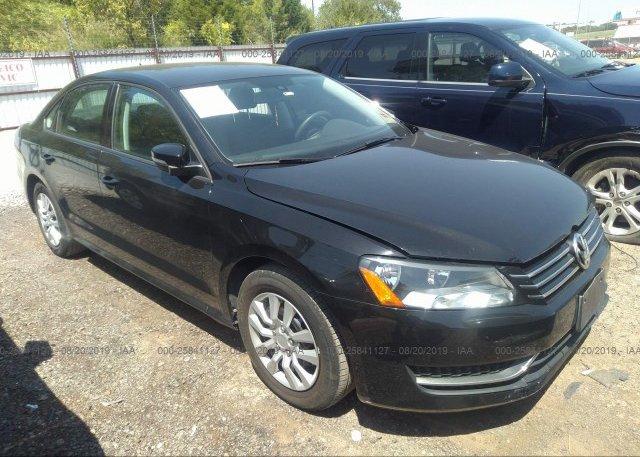 Inventory #214869122 2013 Volkswagen PASSAT