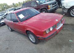 1989 BMW 535