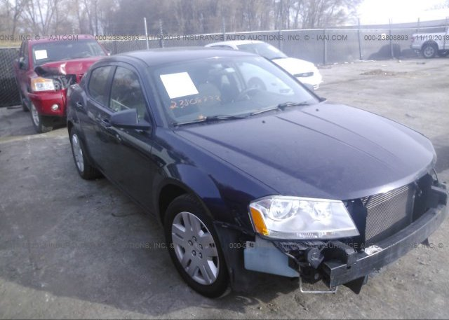 Inventory #547118454 2012 Dodge AVENGER