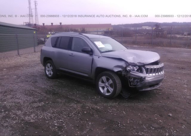 Inventory #215521688 2016 JEEP COMPASS