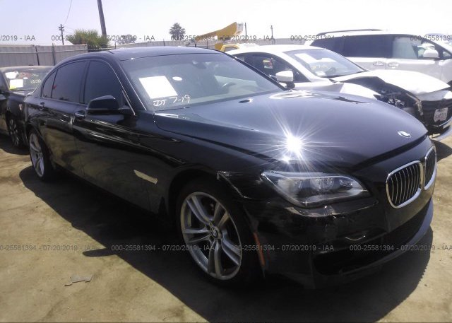 Inventory #910885904 2014 BMW 740