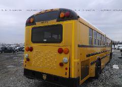 2011 IC CORPORATION 3000 - 4DRBWAAR8BB345676 rear view