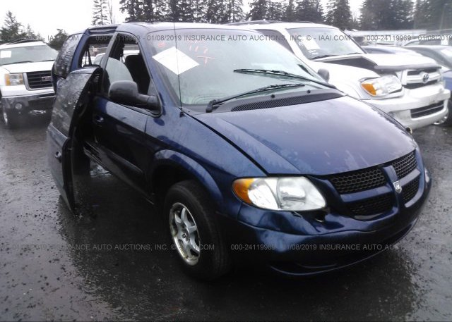 Inventory #606305309 2002 Dodge GRAND CARAVAN