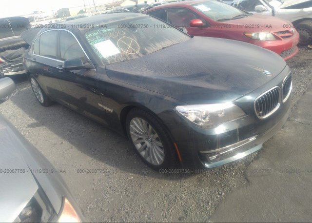 Inventory #936775346 2013 BMW 750