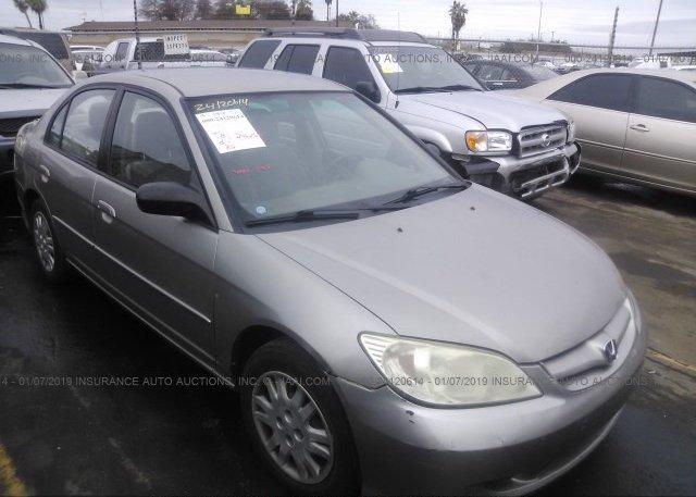 Inventory #448186523 2005 Honda CIVIC