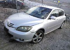 2006 Mazda 3 - JM1BK144961433020 Right View