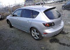 2006 Mazda 3 - JM1BK144961433020 [Angle] View