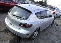2006 Mazda 3 - JM1BK144961433020 rear view