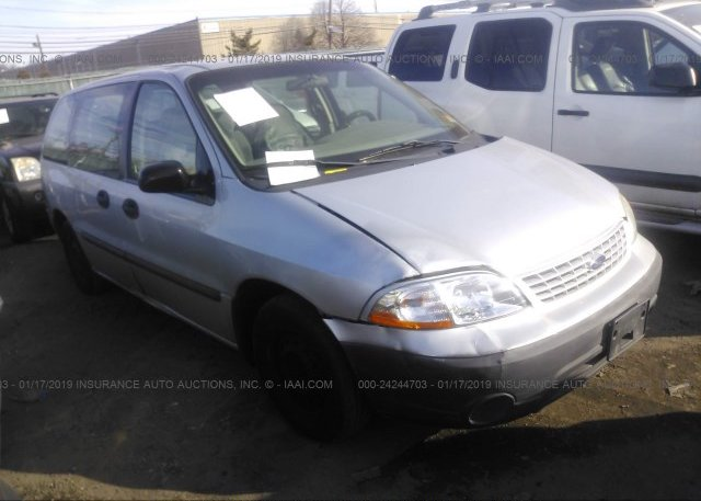 Inventory #849420216 2002 FORD WINDSTAR