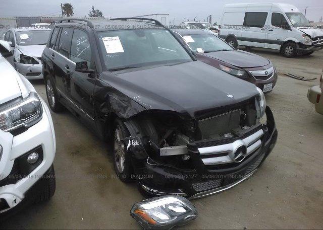 Inventory #853311221 2013 Mercedes-benz GLK