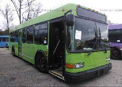 2002 GILLIG TRANSIT BUS