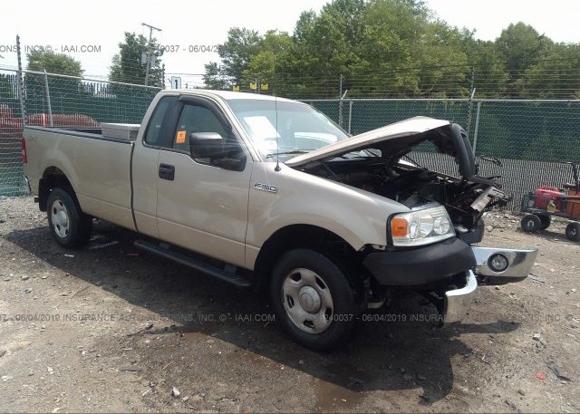 Inventory #472529965 2008 FORD F150