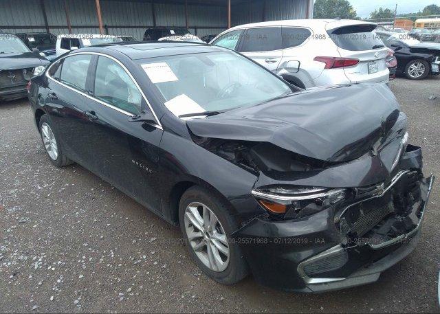 Inventory #664936672 2018 Chevrolet MALIBU