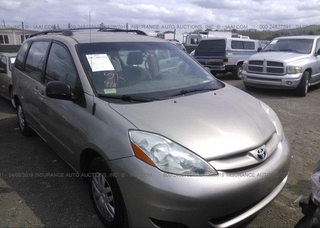 Inventory #401890462 2006 Toyota SIENNA