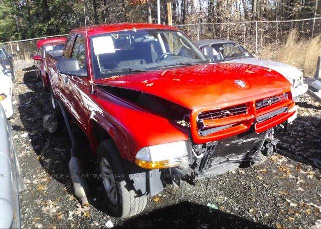 Inventory #958146329 2003 Dodge DAKOTA