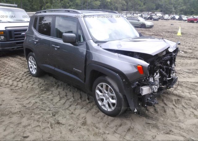 Inventory #594693258 2017 JEEP RENEGADE