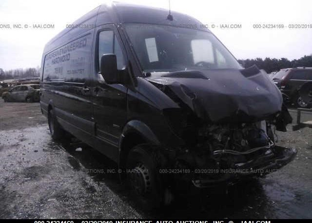 Inventory #270783899 2016 MERCEDES-BENZ SPRINTER