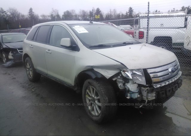 Inventory #366006306 2007 FORD EDGE