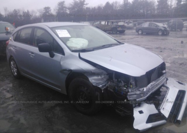 Inventory #475202542 2014 Subaru IMPREZA