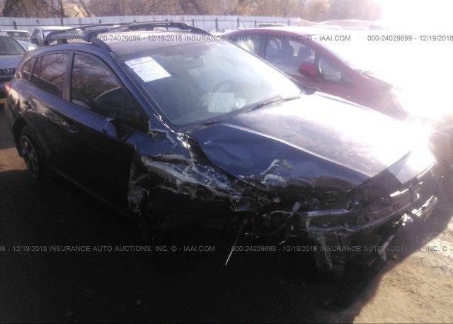 Inventory #978021416 2018 Subaru CROSSTREK