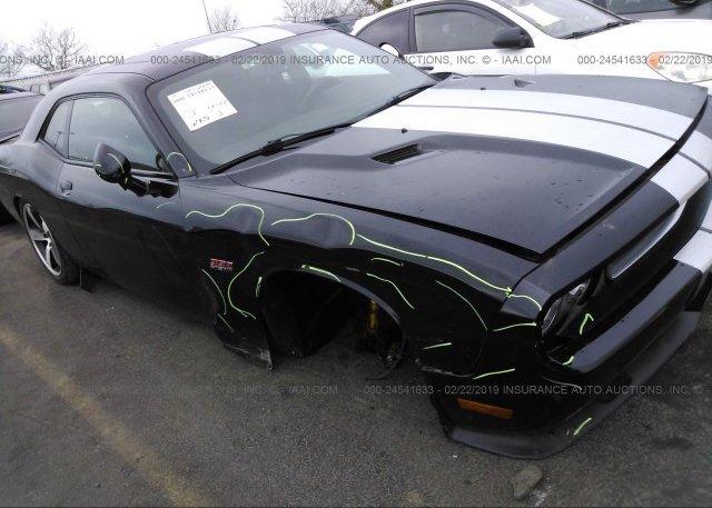 Inventory #774962580 2012 Dodge CHALLENGER