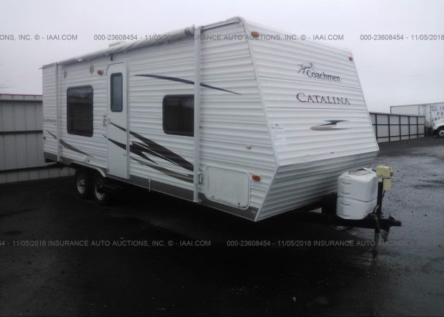 Inventory #115166665 2010 COACHMEN CATALINA 22FB