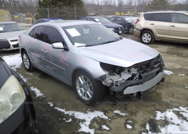 Inventory #343017047 2015 Chevrolet MALIBU