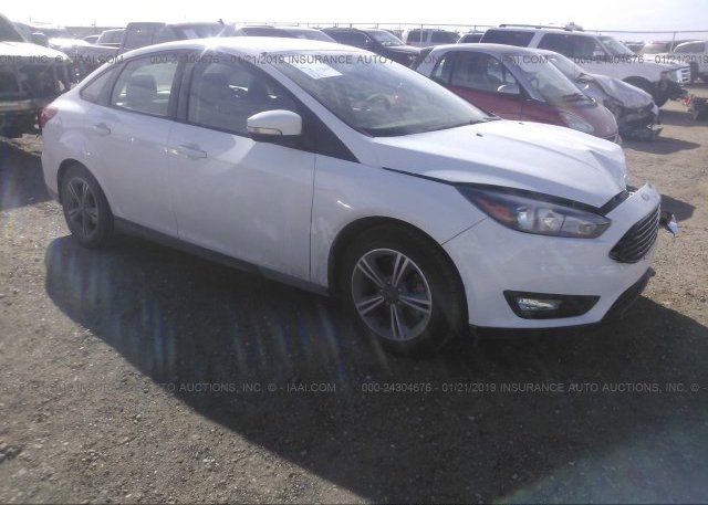 Inventory #366081203 2017 FORD FOCUS