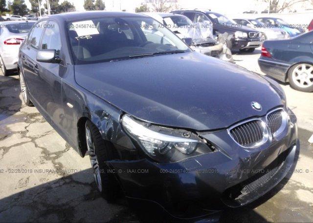 Inventory #642188159 2008 BMW 550