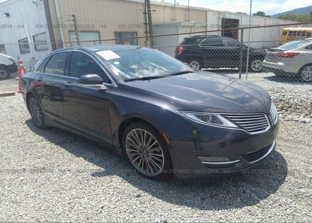 Inventory #267084024 2013 Lincoln MKZ